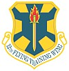 12th Flying Training Wing (12 FTW) Patch