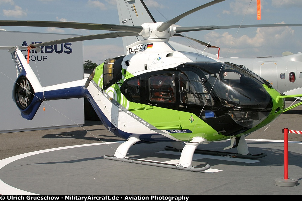 Elicottero Ec 135 : Photos eurocopter ec airbus helicopters h civ