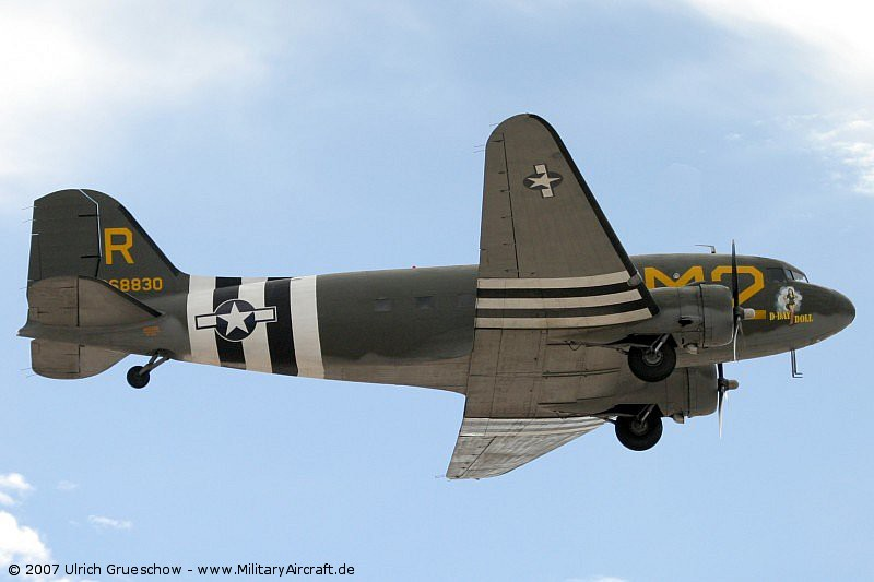 Photos Douglas C 53 Skytrooper Militaryaircraft De