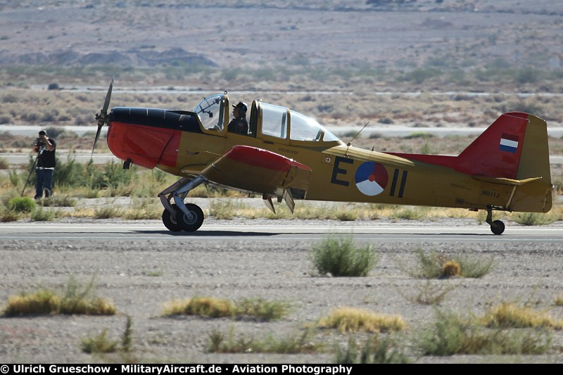 Aircraft pictures of Fokker S-11-1 Instructor