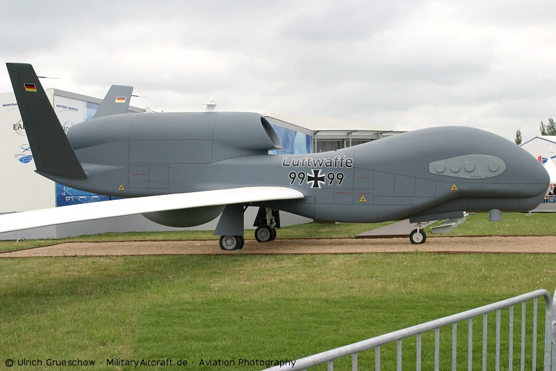 List of unmanned aerial vehicles