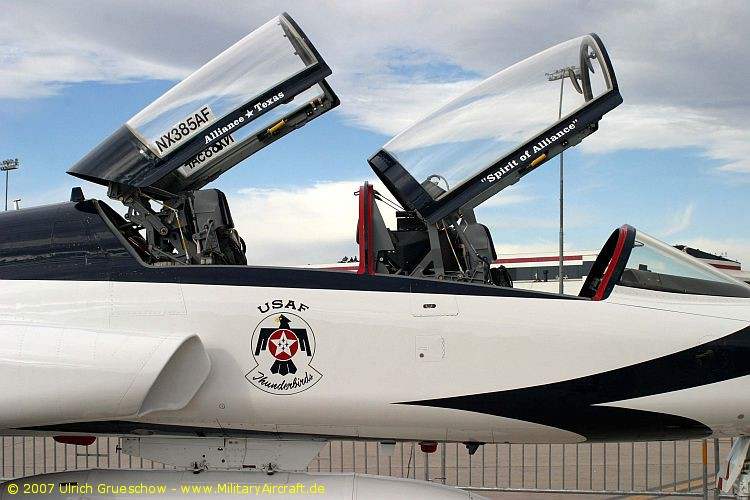 Northrop And Johnson >> Photos: Northrop T-38A Talon | MilitaryAircraft.de ...