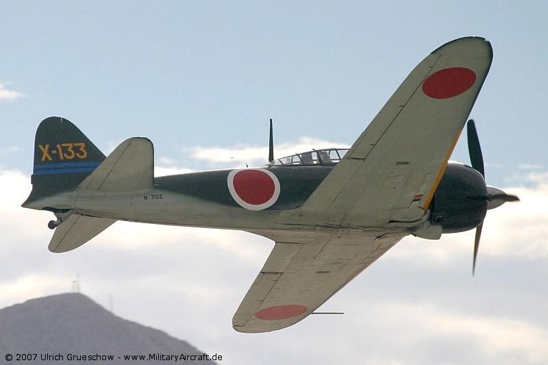 Photos Mitsubishi Reisen Zero Militaryaircraft De