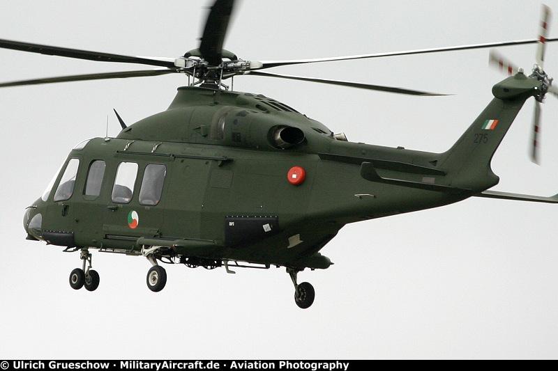 AW 139 275 C/n 31059 301 Squadron 3 Operations Wing Irish