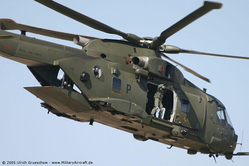 EH101 欧洲中型多用途直升机 :: 空军世界